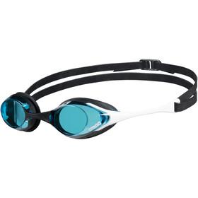 arena Cobra Swipe Beskyttelsesbriller, sort/hvid